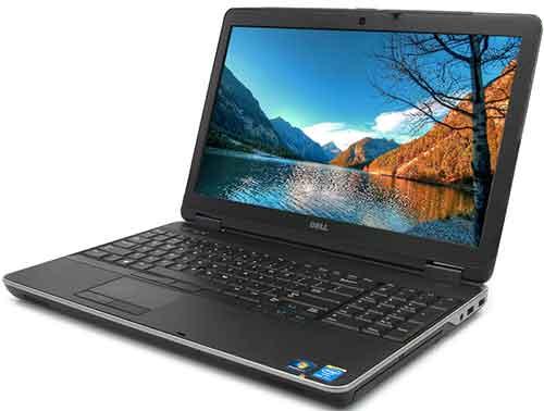 لپ تاپ دل E6540