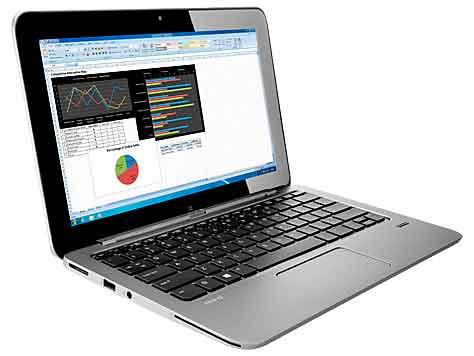 لپ تاپ Hp elite x2 1011 G1