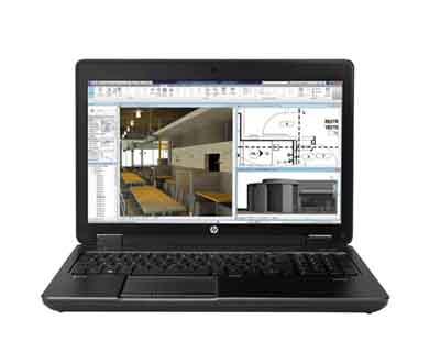 لپ تاپ ZBOOK 15 G2