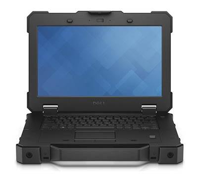 لپ تاپ dell 7404 extreme