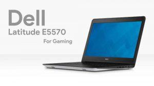 لپ تاپ استوک دل E5570