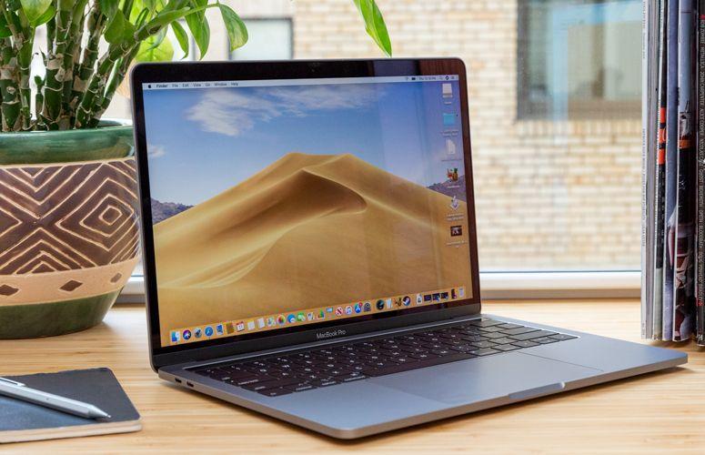 لپ تاپ ۱۳ اینچی MacBook Pro