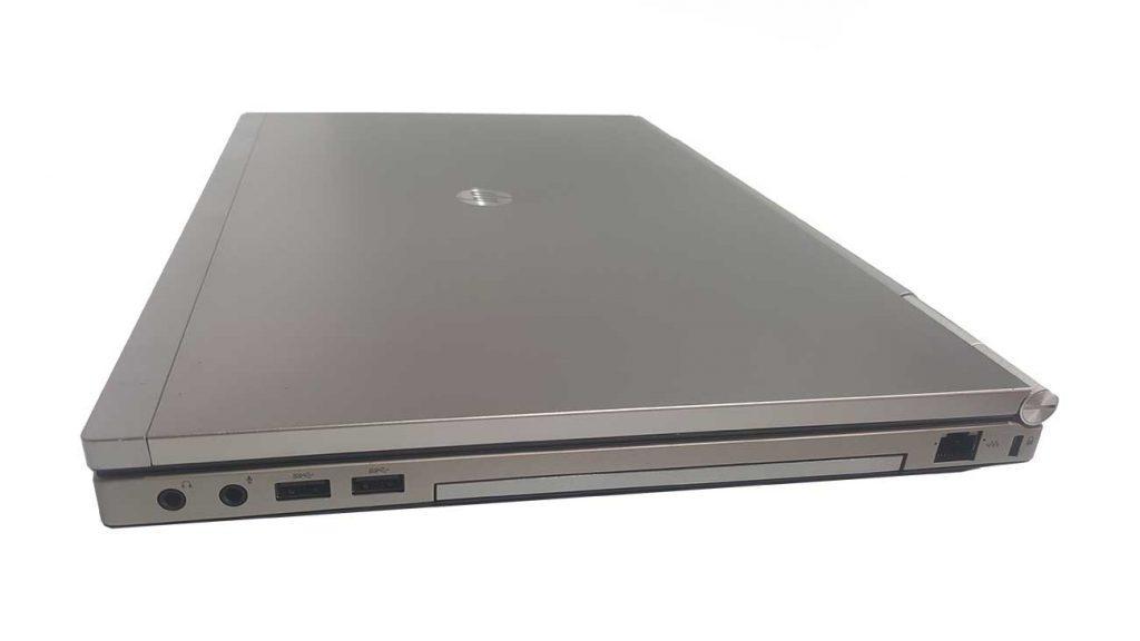 نمای راست - لپ تاپ استوک HP Elitebook 8560p