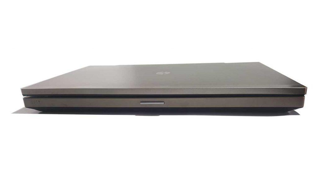 نمای جلوی - لپ تاپ استوکHP Elitebook 8560p