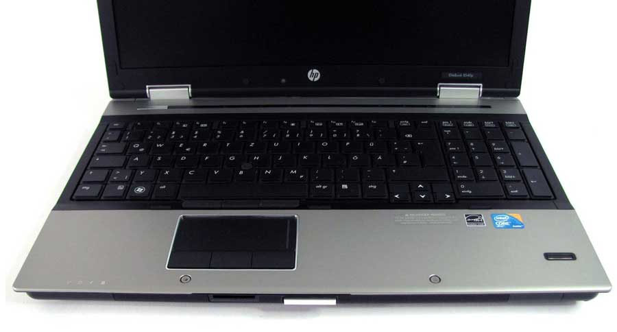 لپ تاپ Hp Elitebook 8540p