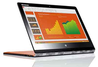 لپ تاپ لنوو yoga 2 pro i7