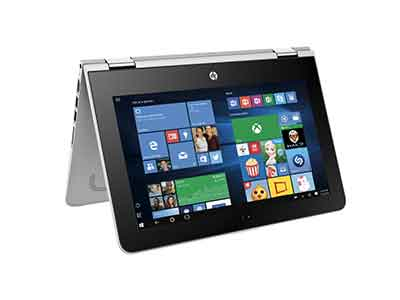 لپ تاپ لمسی اچ پی X360 M1
