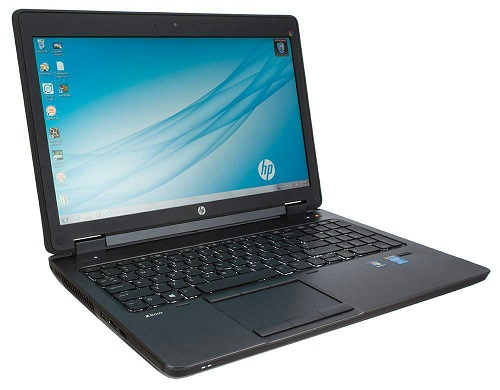 HP workstation zbook 15 G2