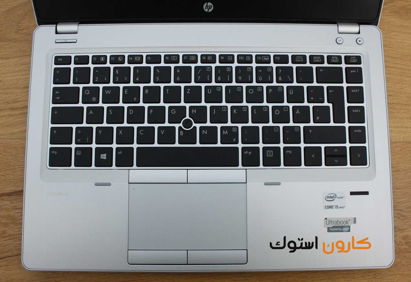 کیبورد HP_Elitebook_9470m