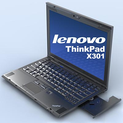 لپ تاپ Lenovo Thinkpad x301
