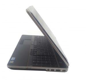 نمای راست - لپ تاپ استوک Dell Latitude E6520