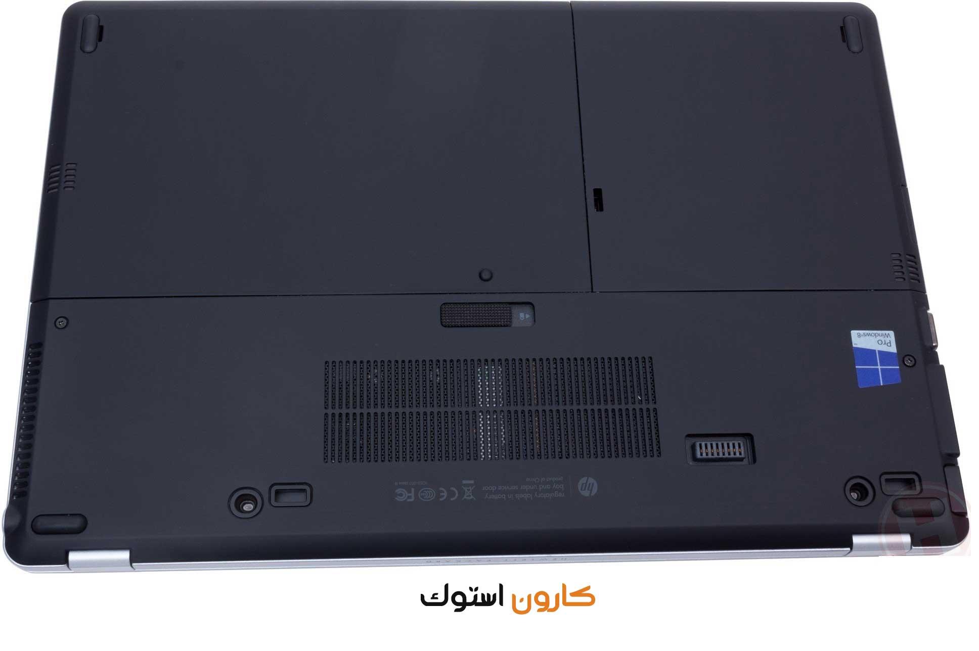 نمای پشت لپ تاپ HP_Elitebook_9470m