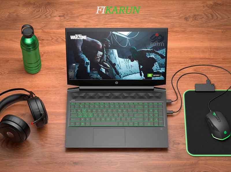لپ تاپ HP pavilion gaming 16
