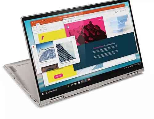 لپ تاپ Lenovo YOGA-C740 i7